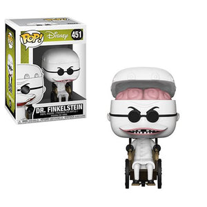 Preorder Nightmare Before Christmas Dr. Finkelstein Pop! Vinyl Figure #451