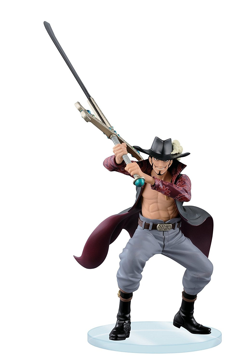 Banpresto One Piece Dracule Mihawk Dramatic Showcase Figure
