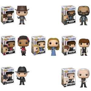 Preorder May 2017 Westworld Pop! Vinyl Figures Set of 7