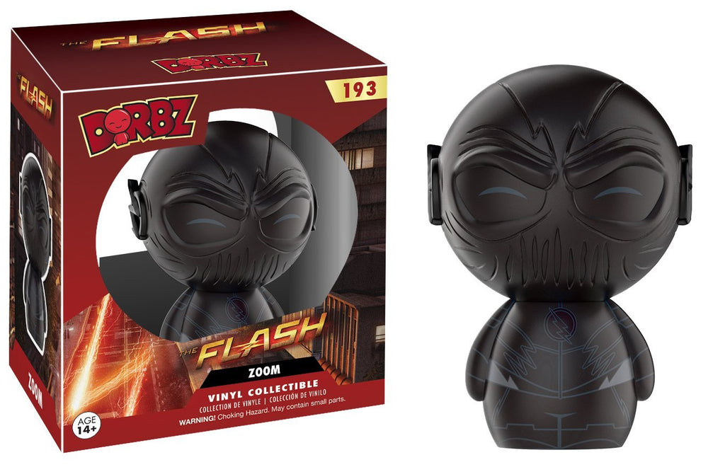 Dorbz: Flash TV Zoom Dorbz Vinyl Figure