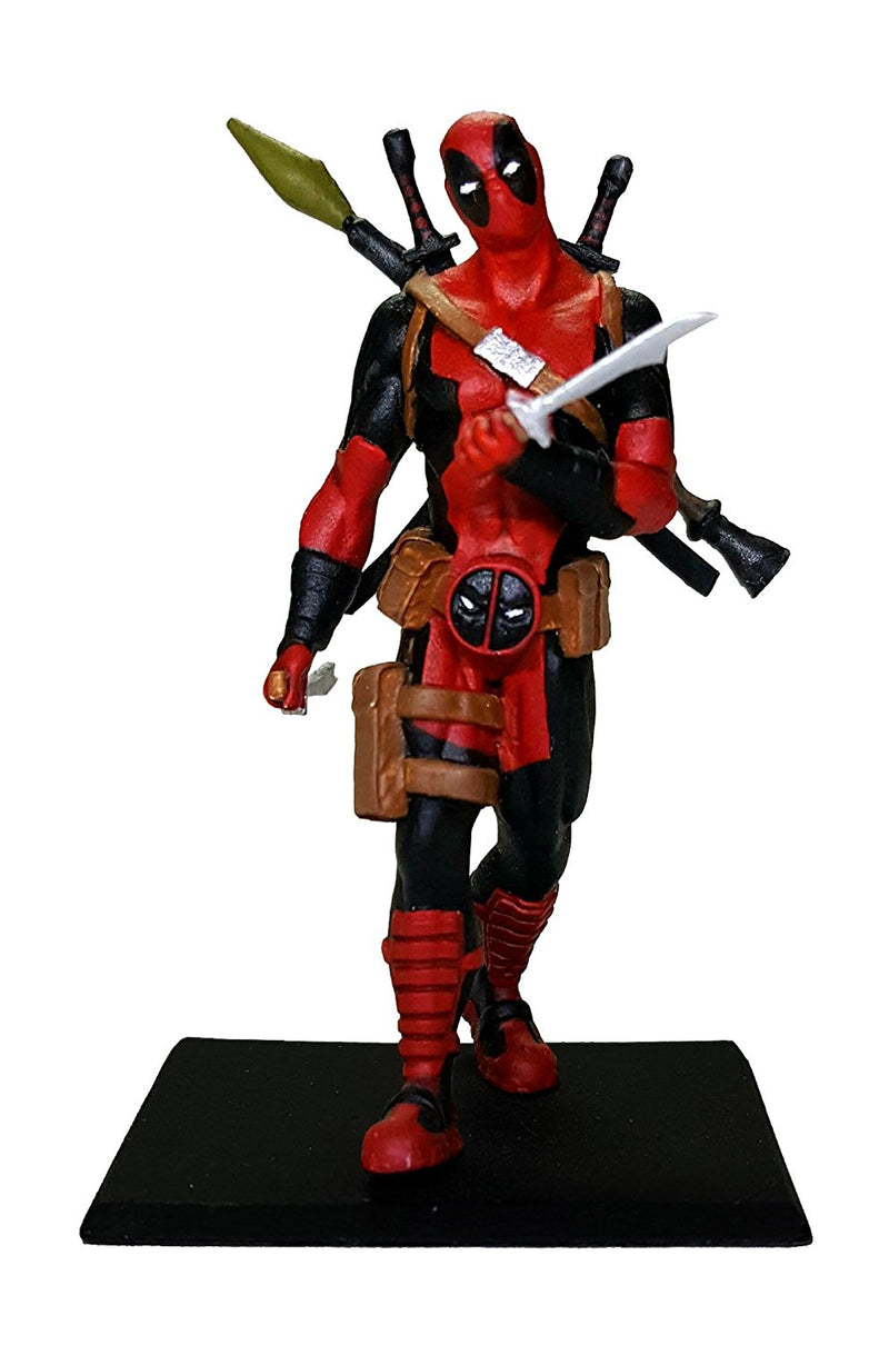 Deadpool Metal Miniature Mini-Figure