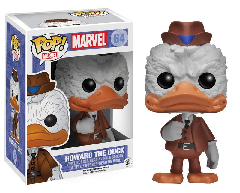 Guardians of the Galaxy Howard the Duck Pop! Vinyl Bobble Figure