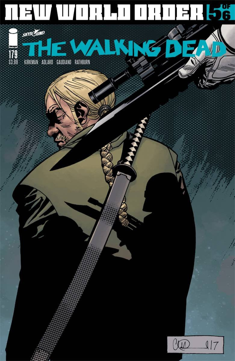 Walking Dead #179 Comic Book