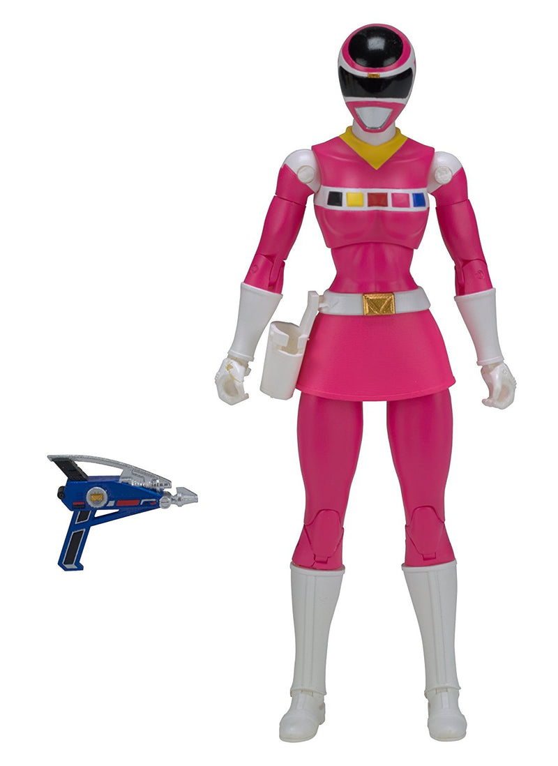 Mighty Morphin Power Rangers 6.5-Inch Pink Ranger Legacy Figure