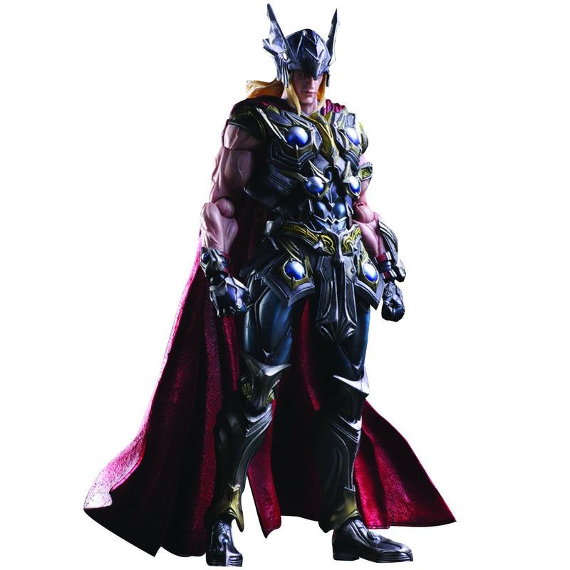 Marvel Universe Variant Play Arts Kai Thor Odinson Action Figure