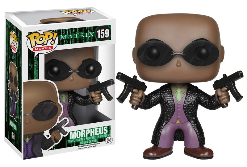 The Matrix Morpheus POP! Vinyl Figure #159