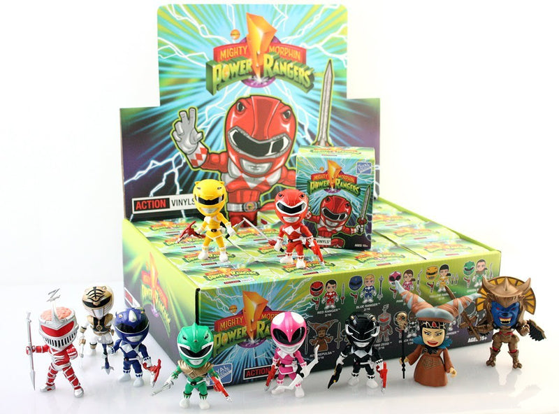 The Loyal Subjects Power Rangers Mighty Morphin Wave 1 Blind Box Action Figure (One Random Figure)