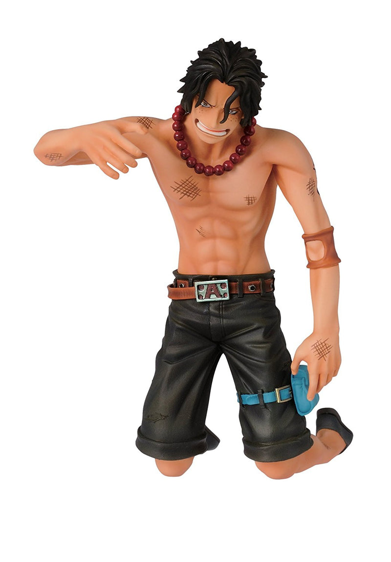 Banpresto One Piece Ace Dramatic Showcase Figure