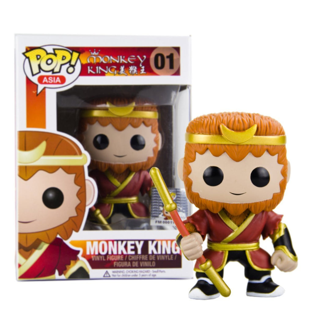 POP! Asia Monkey King POP Vinyl Figure