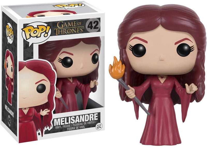 Funko POP Game of Thrones: Melisandre Action Figure