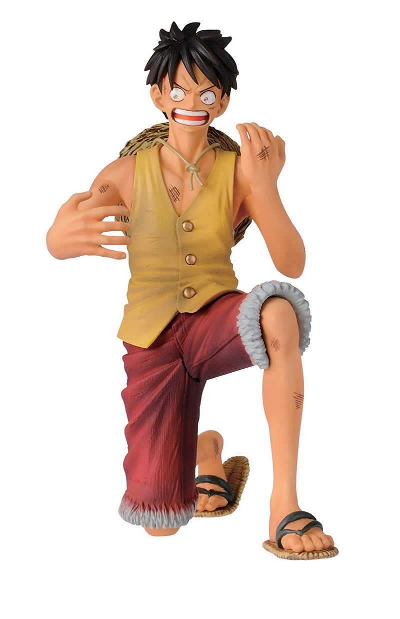 Banpresto One Piece Luffy Dramatic Showcase Figure
