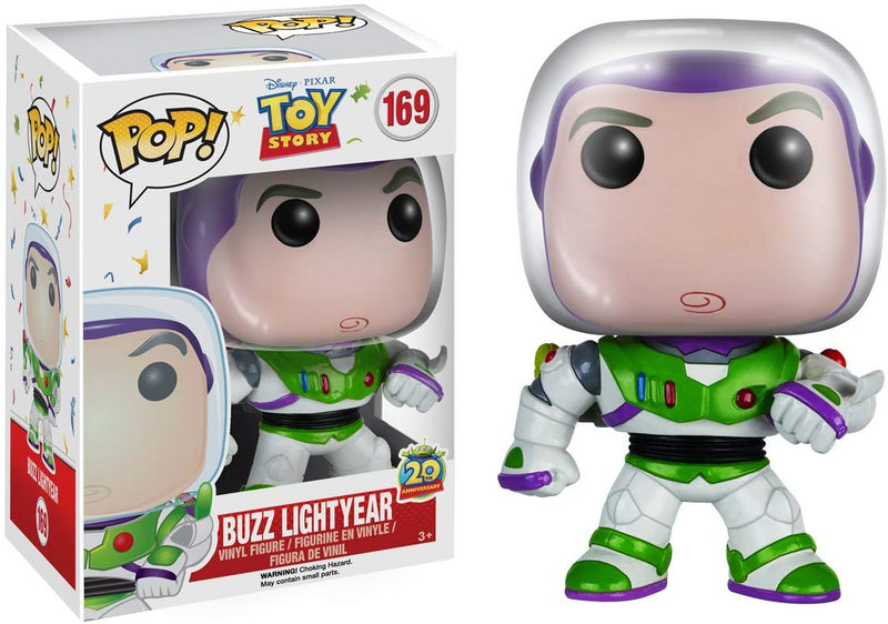 Funko Pop Disney: Toy Story Buzz New Pose Action Figure