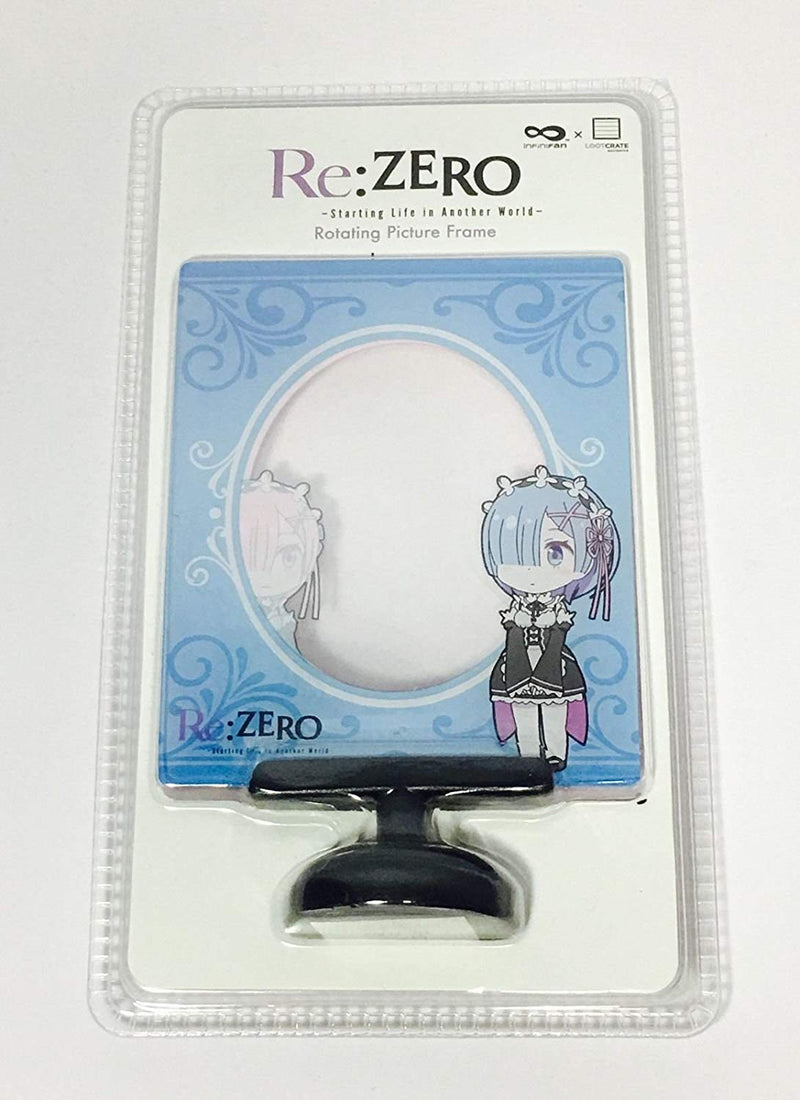 Crunchy Roll Re:Zero Rotating Picture Frame