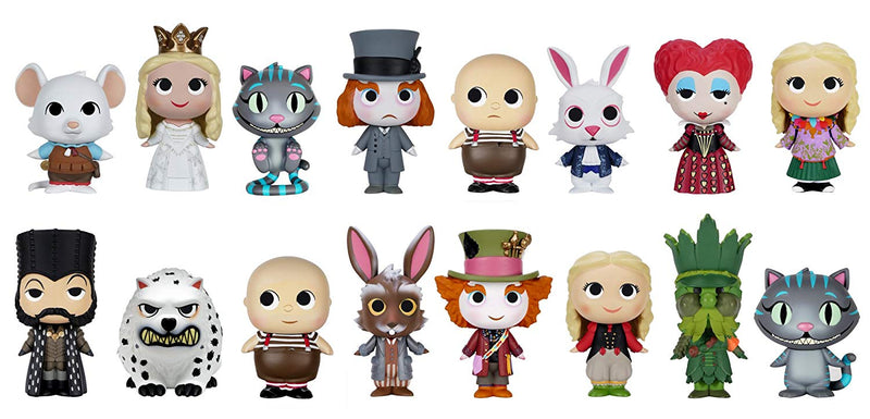 Alice in Wonderland Through the Looking Glass Mystery Mini