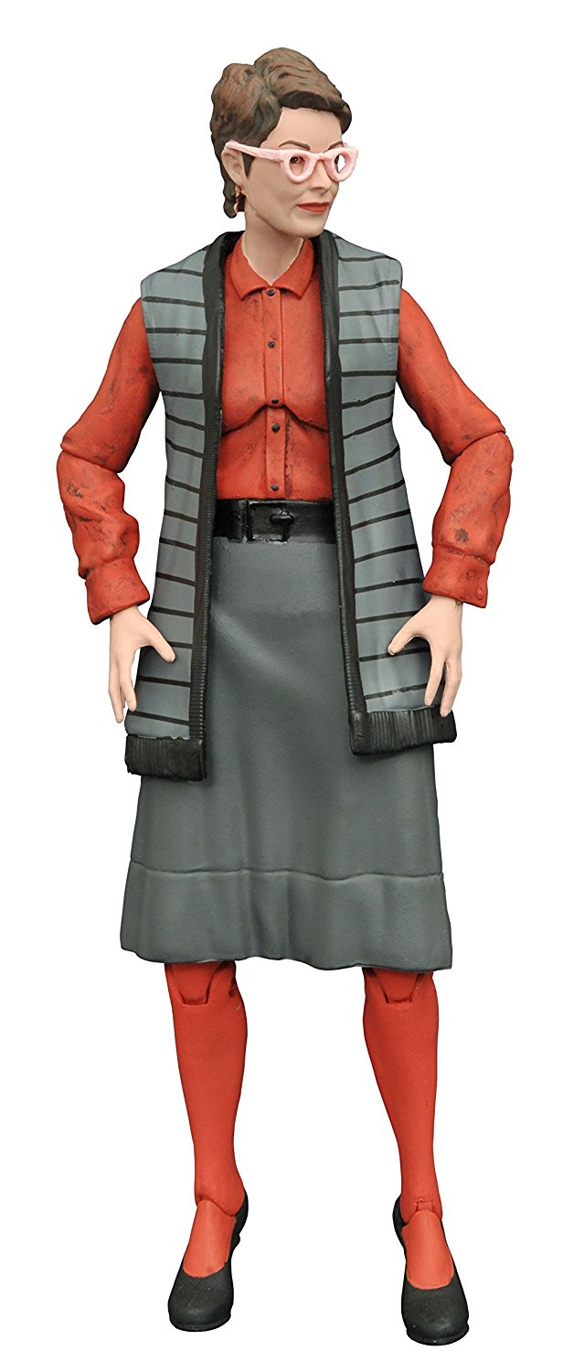 Ghostbusters Janine Melnitz Action Figure