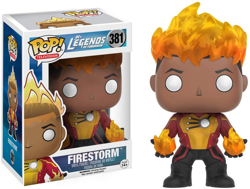 Funko POP TV: Legends of Tomorrow - Firestorm Action Figure