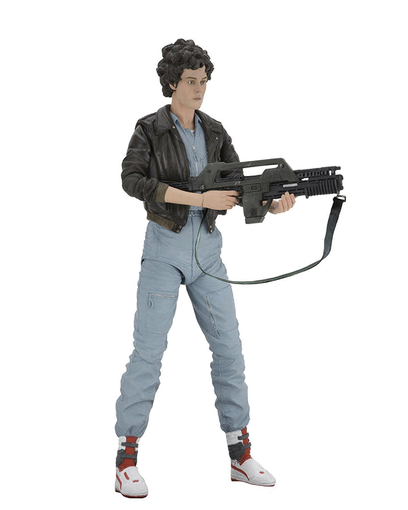 "Aliens Series 12  Lt. Ellen Ripley (Bomber Jacket) 7"" Action Figure"