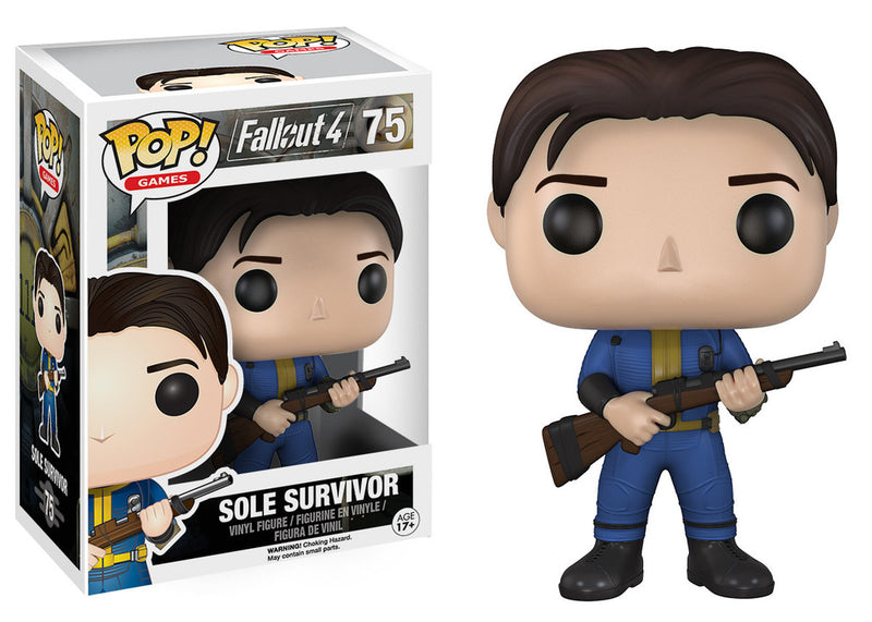 Fallout 4 Sole Survivor Pop! Vinyl Figure