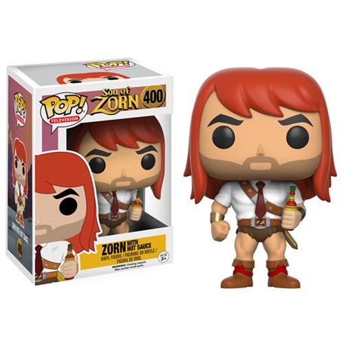 Son of Zorn with Hot Sauce Pop! Vinyl Figure #400