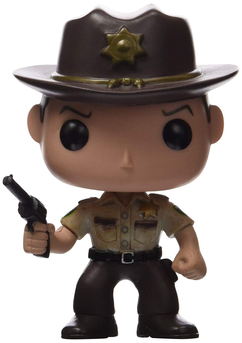 Walking Dead Sherriff Rick Grimes POP! Vinyl Figure