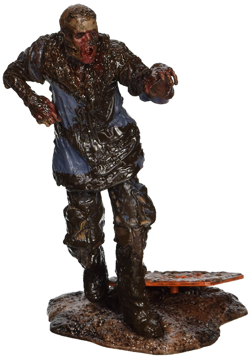 Walking Dead TV Mud Walker Zombie Series 7 Action Figure