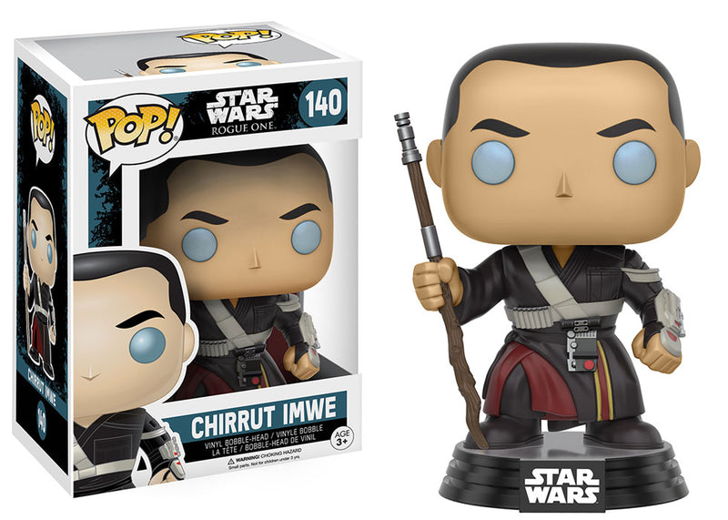 Star Wars Rogue One Chirrut Imwe POP! Vinyl Figure