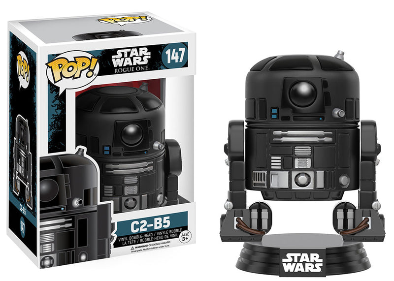 Star Wars Rogue One C2-B5 Droid POP! Vinyl Figure #147