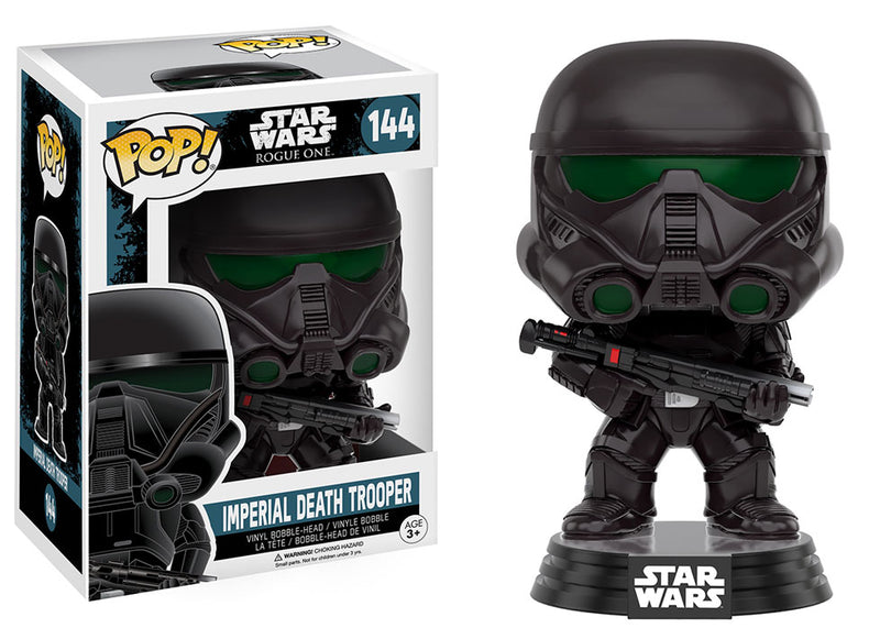 Star Wars Rogue One Imperial Death Trooper POP! Vinyl Figure - Toy Wars - Funko