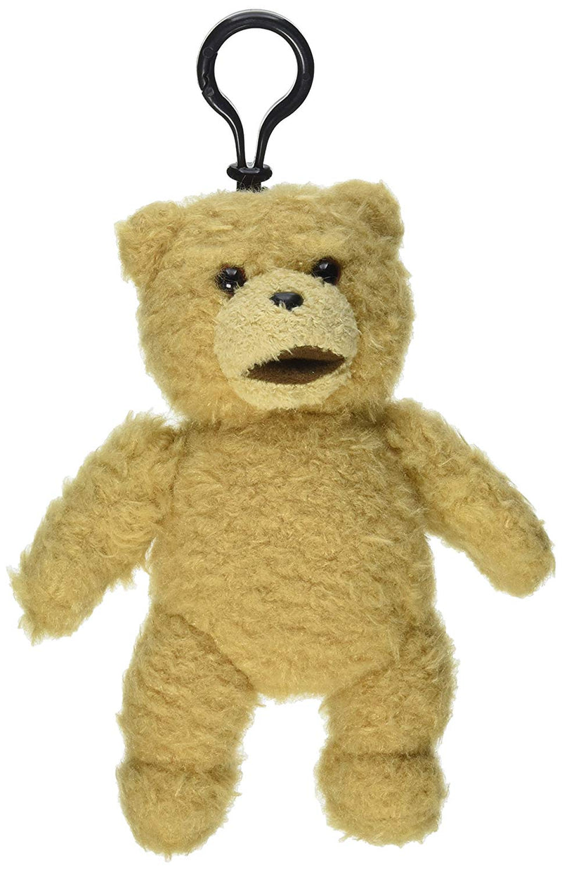 Ted R-Rated Talking Backpack Clip Plush Teddy Bear