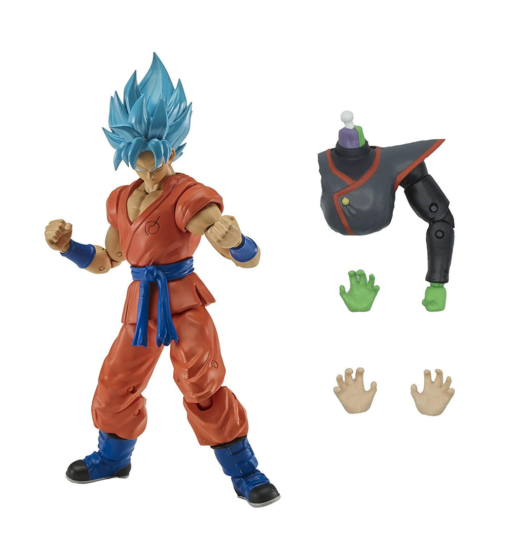 Dragon Ball Super - Dragon Stars Super Saiyan Blue Goku Figure (Series 3)