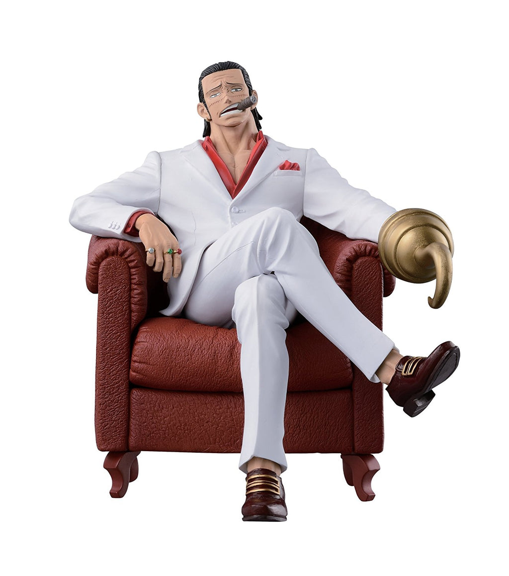 Banpresto One Piece Crocodile B Creator X Series Figure