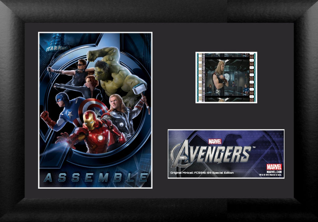The Avengers (S1) Minicell Film Cell