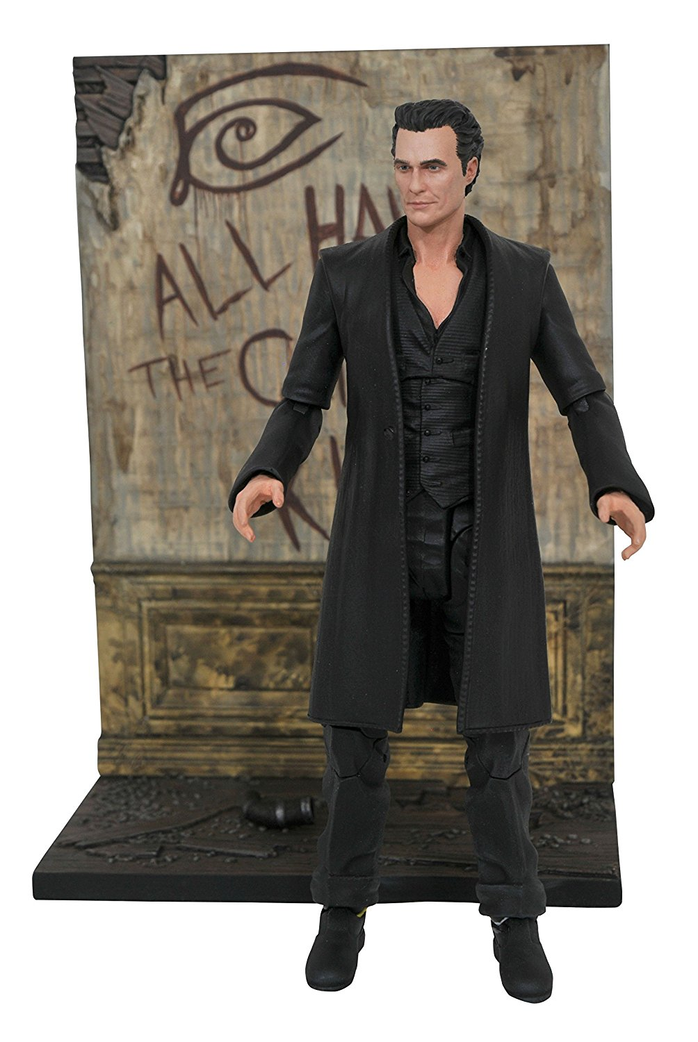 Diamond Select Toys the Dark Tower Select: the Man in Black Action Figure