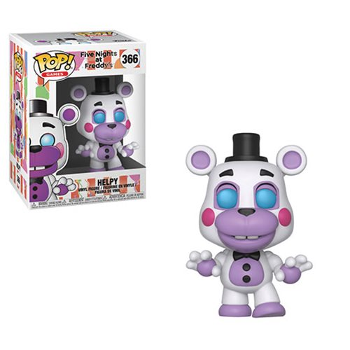 Five Nights at Freddy's: Pizza Simulator Helpy Pop! Vinyl Figure #366