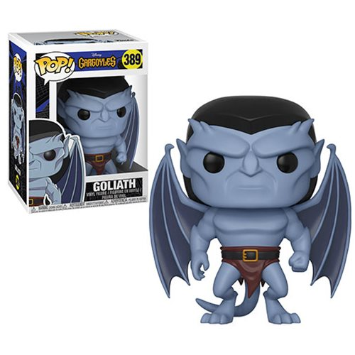 Preorder August 2018 Gargoyles Goliath Pop! Vinyl Figure