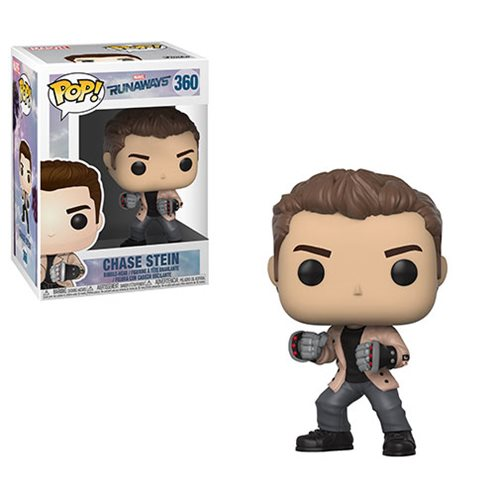Preorder Runaways Stein Pop! Vinyl Figure #360
