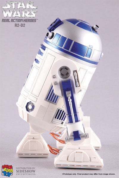 Star Wars RAH Medicom R2-D2 Figure