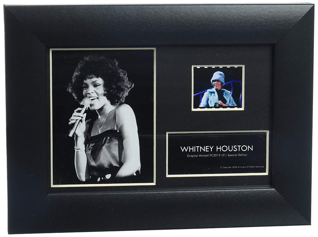Whitney Houston (S1) Minicell Film Cell - Special Edition