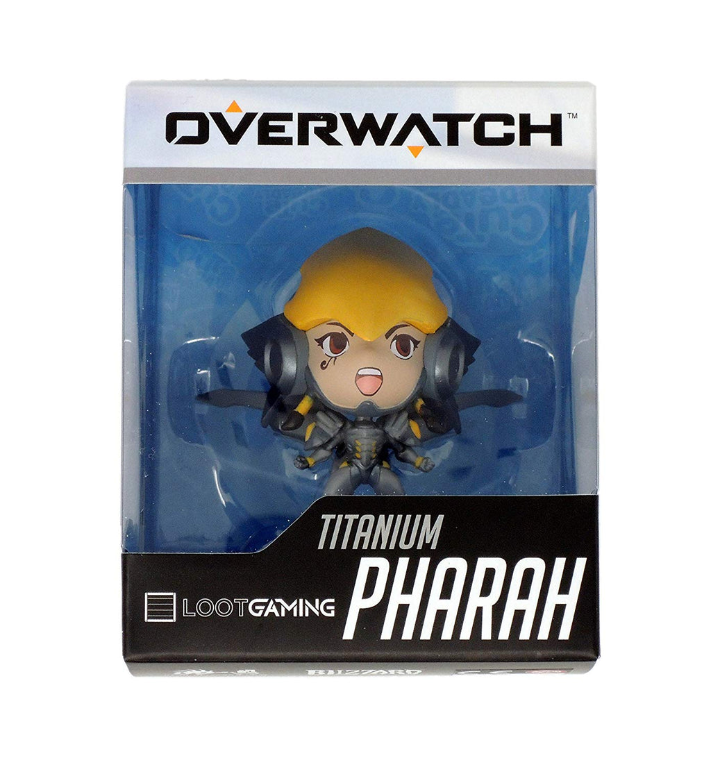 Overwatch Titanium Pharah Figure (Cute But Deadly) - Loot Crate Gaming Exclusive (April 2017)