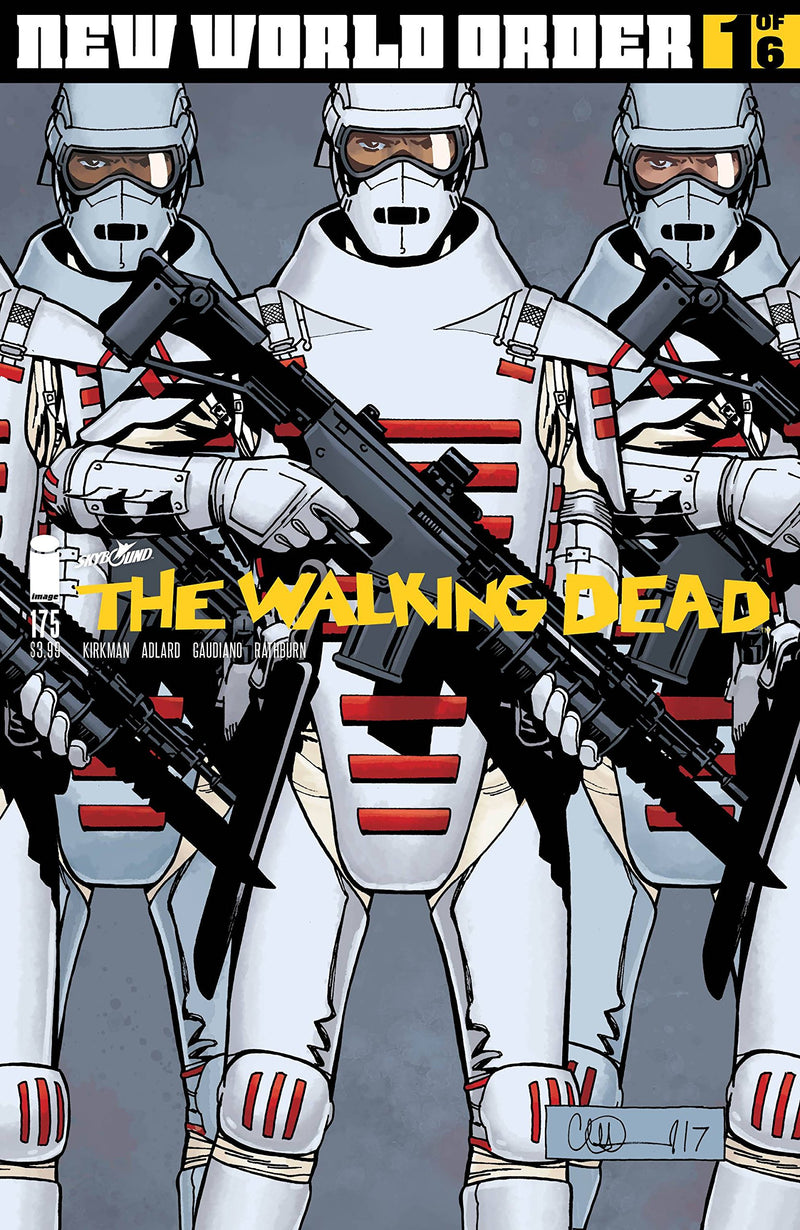 Walking Dead #175 Comic Book