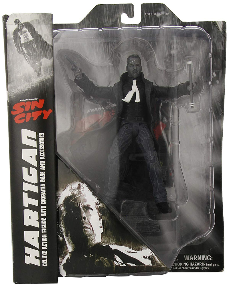 Sin City Select PX Hartigan Action Figure