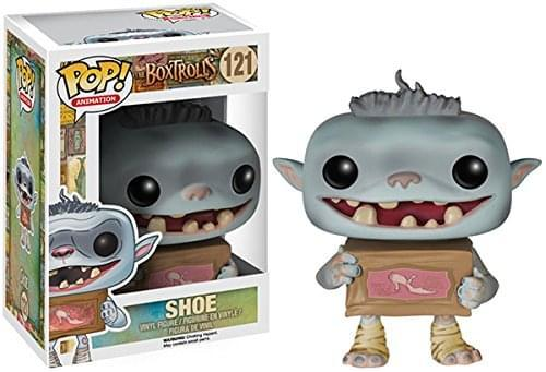 Boxtrolls Shoe POP! Vinyl Figure #121