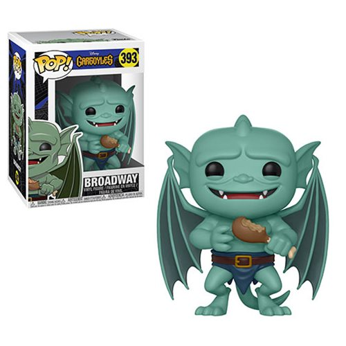 Preorder August 2018 Gargoyles Broadway Pop! Vinyl Figure