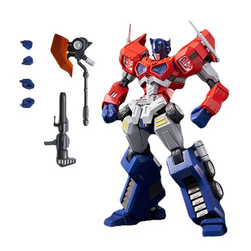 Preorder October 2018 Transformers Optimus Prime Attack Mode Furai Model Kit