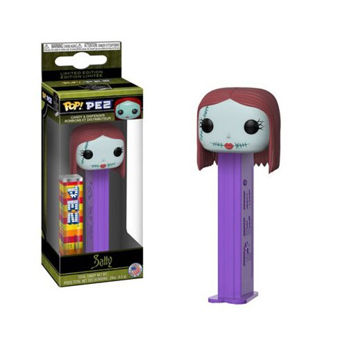Preorder Nightmare Before Christmas Sally Pop! Pez