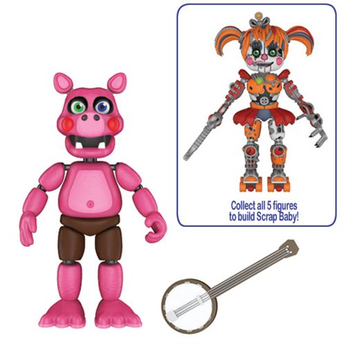 Preorder September 2018 Five Nights at Freddy's: Pizza Simulator Pigpatch 5-Inch Action Figure