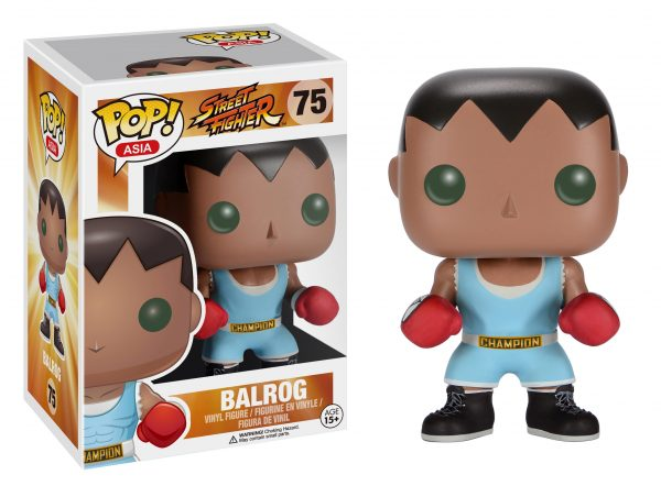 Street Fighter Balrog POP! Vinyl Figure - Toy Wars - Funko