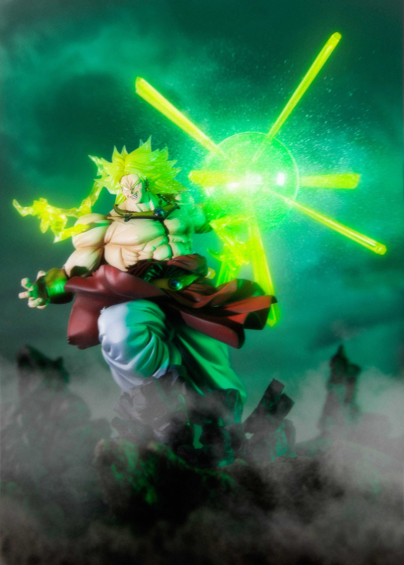 Preorder February 2019 Dragonball Z Super Saiyan Broly The Burning Battles FiguartsZERO Figure