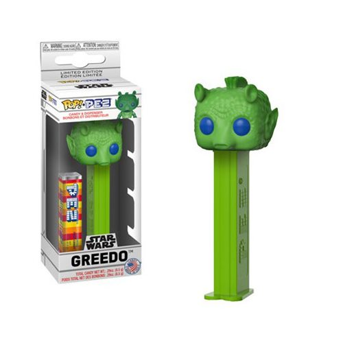 Preorder Star Wars Greedo Pop! Pez