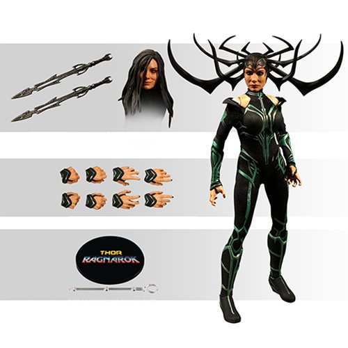 Preorder Thor Ragnarok Hela One:12 Collective Action Figure